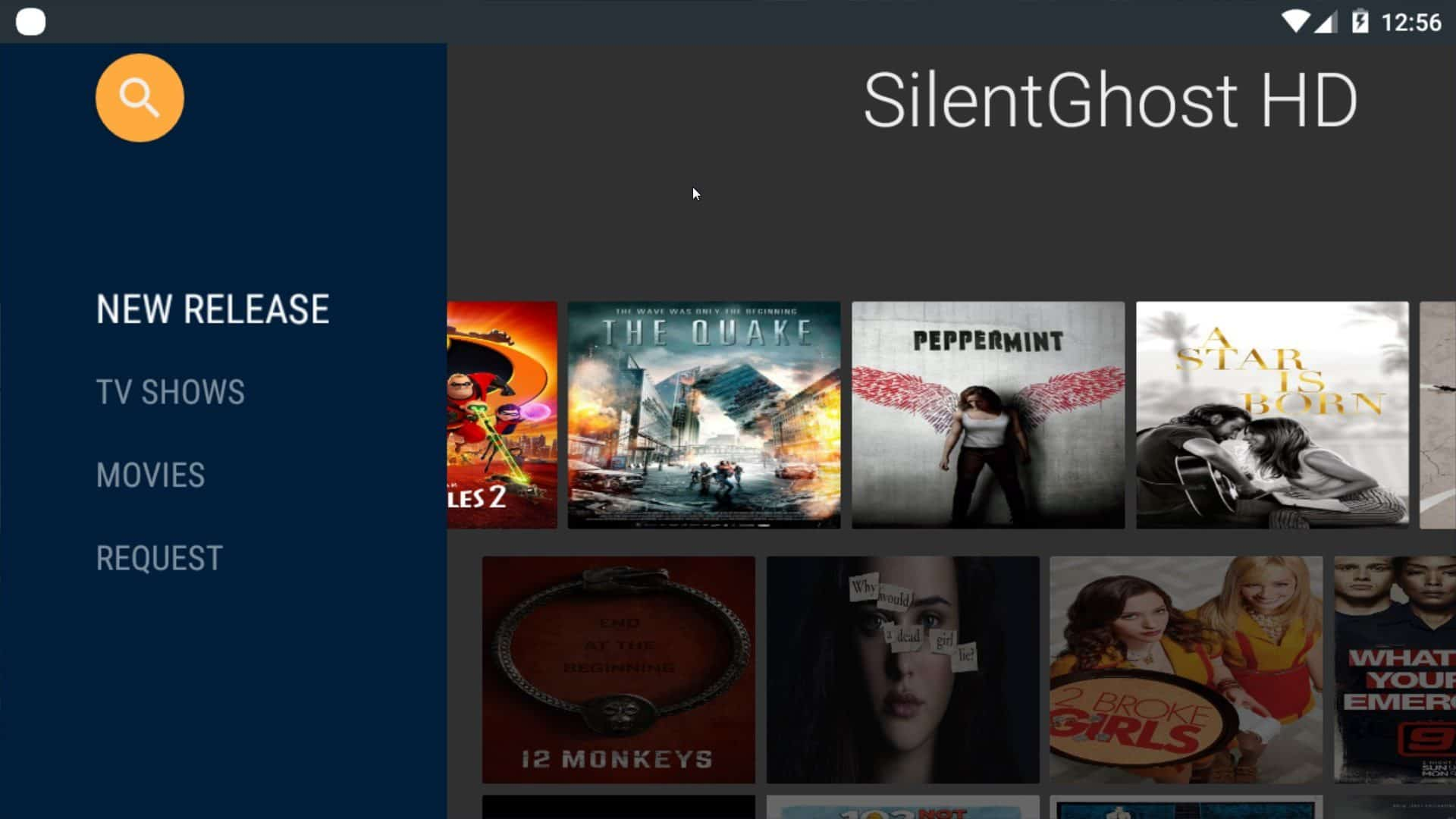 silent ghost hd apk download for android